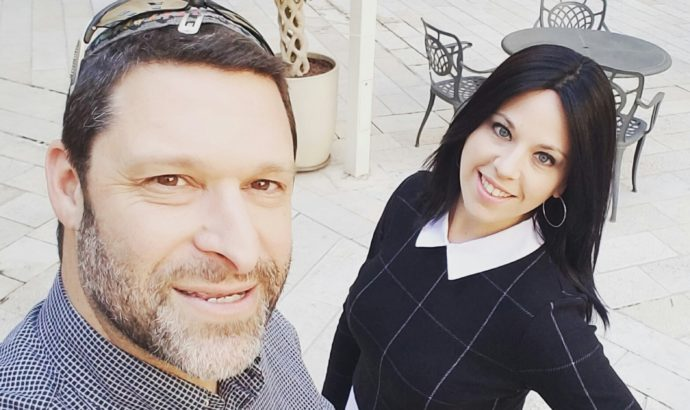 TOVAtalks with Ari Fuld of Standing Together