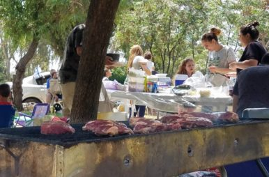 How to Mangal (BBQ) Like an Israeli