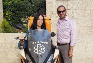 TOVAtalks with Shai Jaskoll of United Hatzalah of Israel
