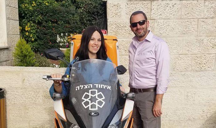 TOVAtalks with Shai Jaskoll of United Hatzalah of Israel